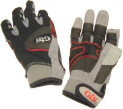 Des gants avec des doigts longs.